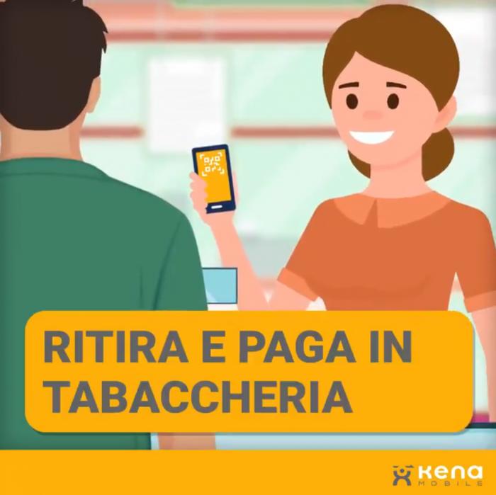 Photo of Kena Mobile promuove il servizio di ritiro delle SIM presso le Tabaccherie Banca 5