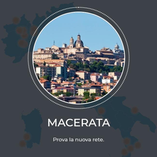 Photo of Macerata e Fermo nuove località raggiunte dalla rete unica Wind Tre. Lavori completi in 32 province