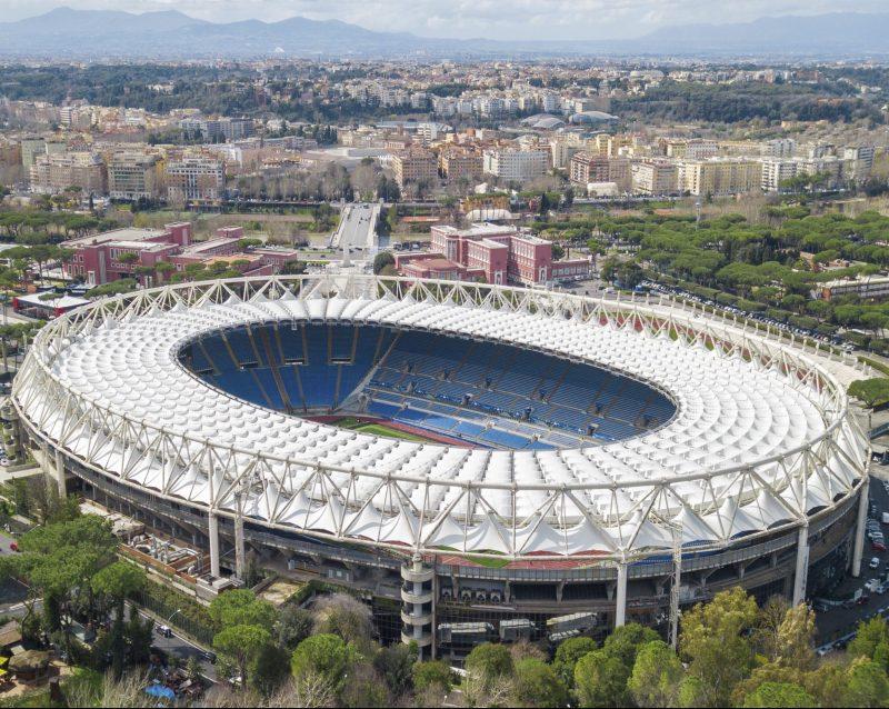 Photo of TIM: Stadio Olimpico di Roma e Dacia Arena di Udine pronti per il 5G