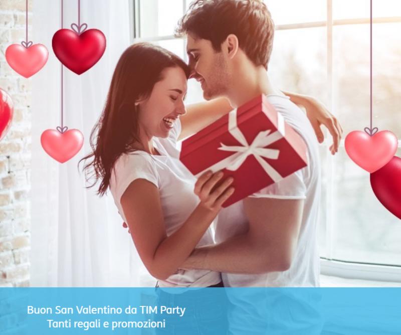 Photo of TIM Party Speciale San Valentino: ecco le iniziative in vista del 14 Febbraio 2019