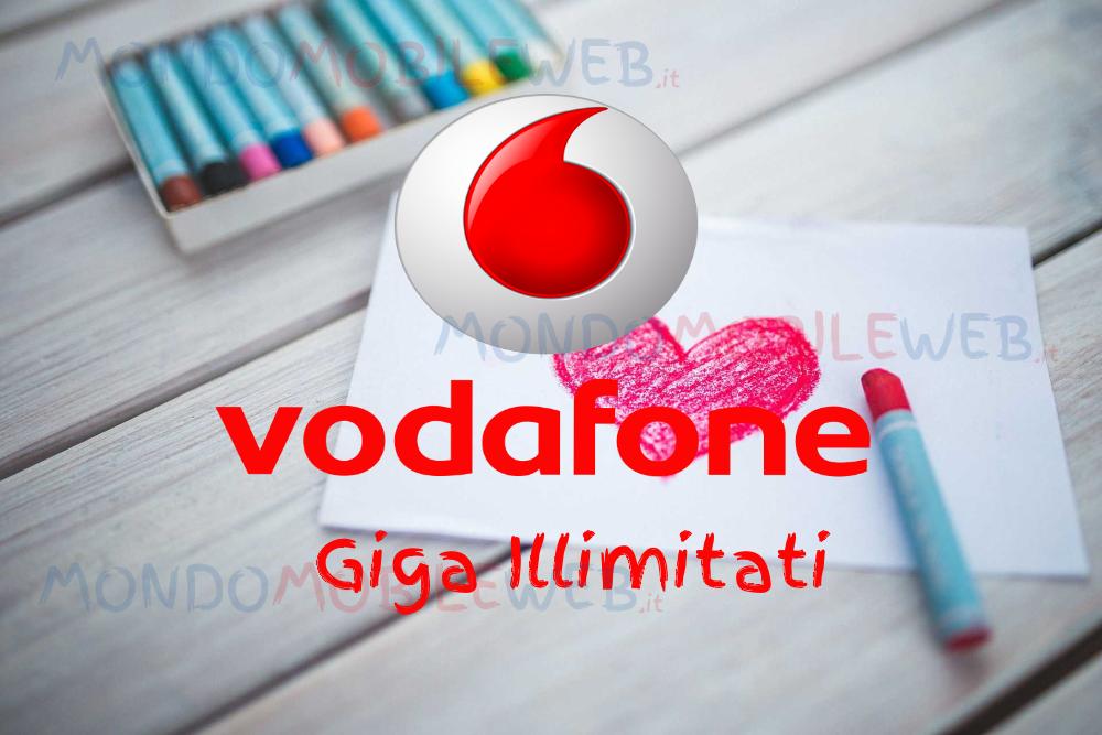 Photo of Vodafone: internet illimitato gratis oggi 14 Giugno 2019