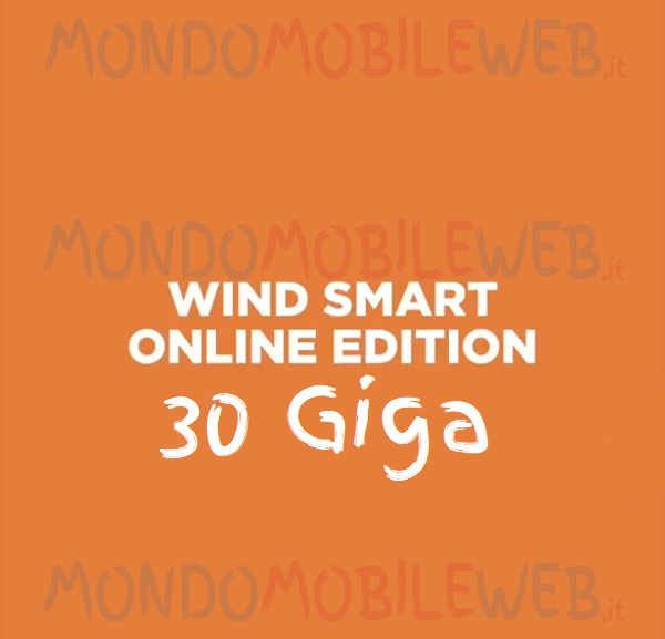 Photo of Wind inserisce il countdown della Smart Online Edition con 30 Giga