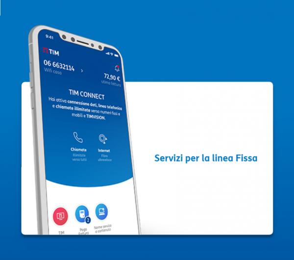 Photo of Nuova app MyTIM: su Android è ora possibile monitorare anche le linee fisse