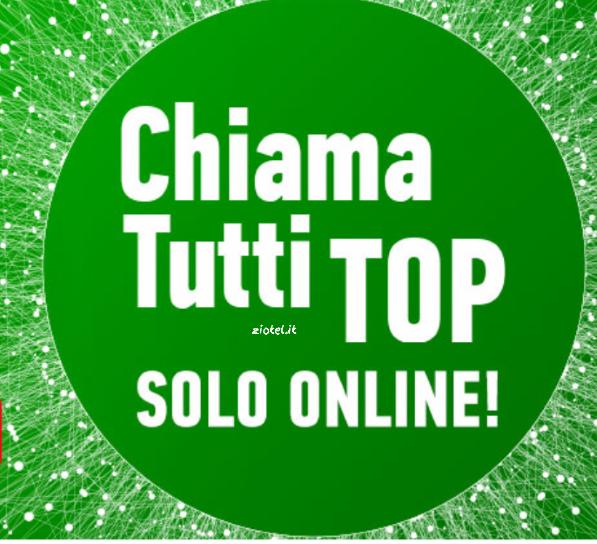 Photo of CoopVoce ChiamaTutti Top OnLine: minuti illimitati, sms illimitati e 20 Giga a 9 euro al mese