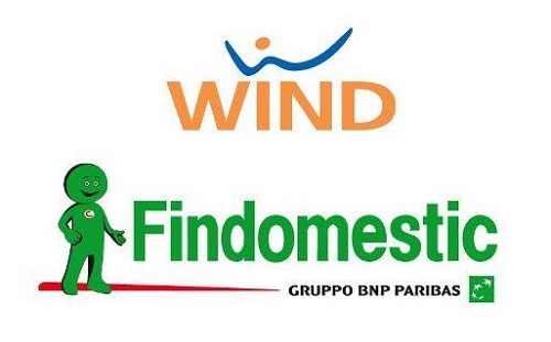 Telefono incluso findomestic smartphone Wind