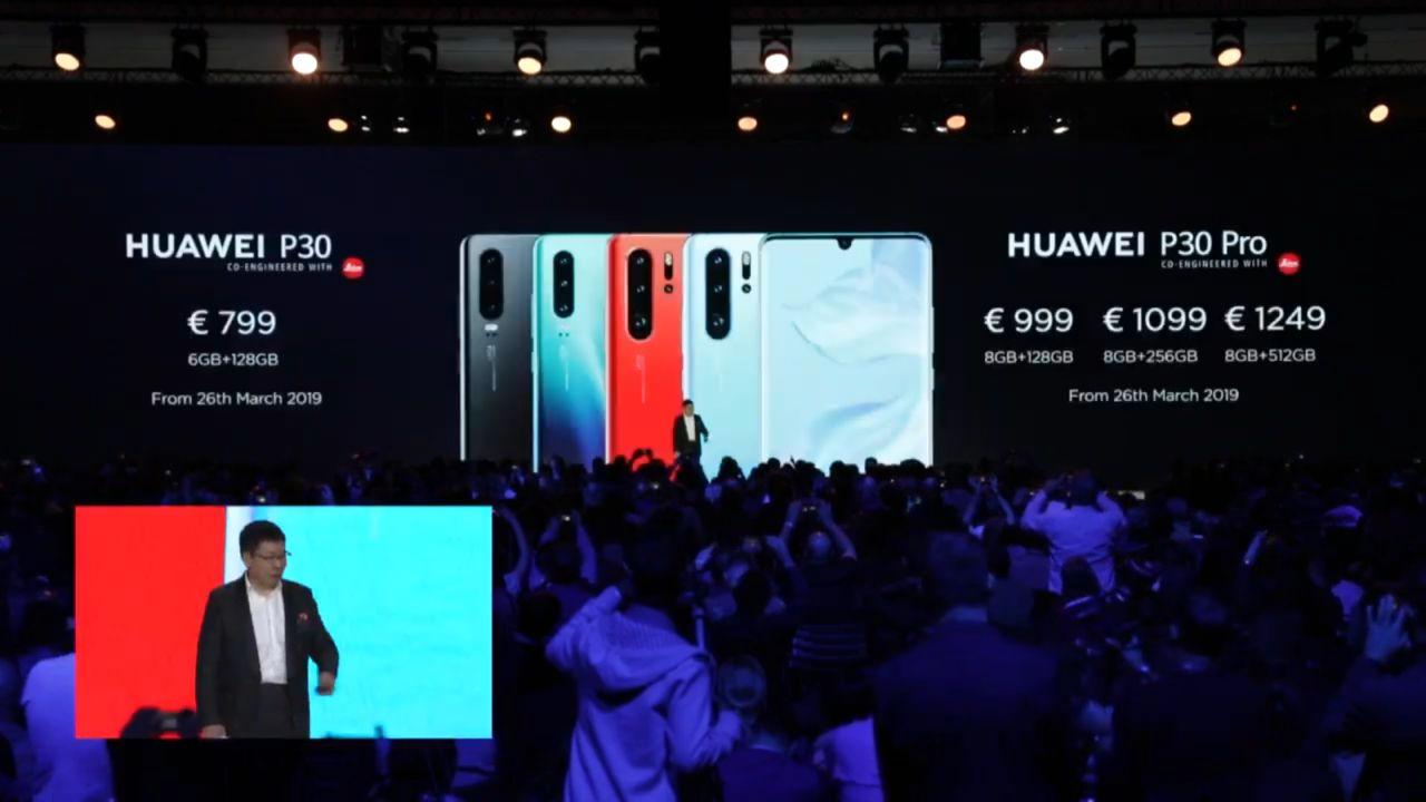 TIM Huawei P30