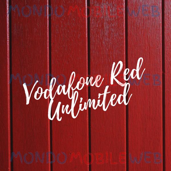Photo of Vodafone Red Unlimited: dettagli delle prime offerte 5G e Promo Raddoppio Giga