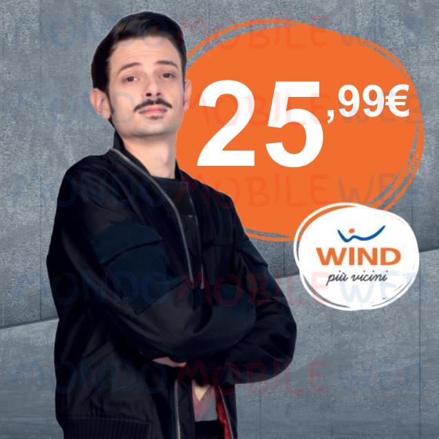 Photo of Wind: dal 1° Aprile 2019 offerte di rete fissa a partire da 25,99 euro al mese