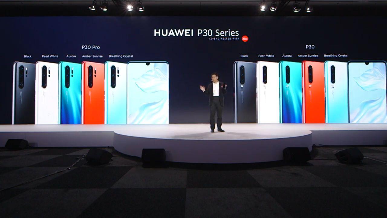 Vodafone Huawei P30