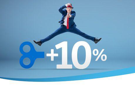 Photo of Tim: 10% di ricarica in più dall'App MyTim oggi 24 ottobre 2019