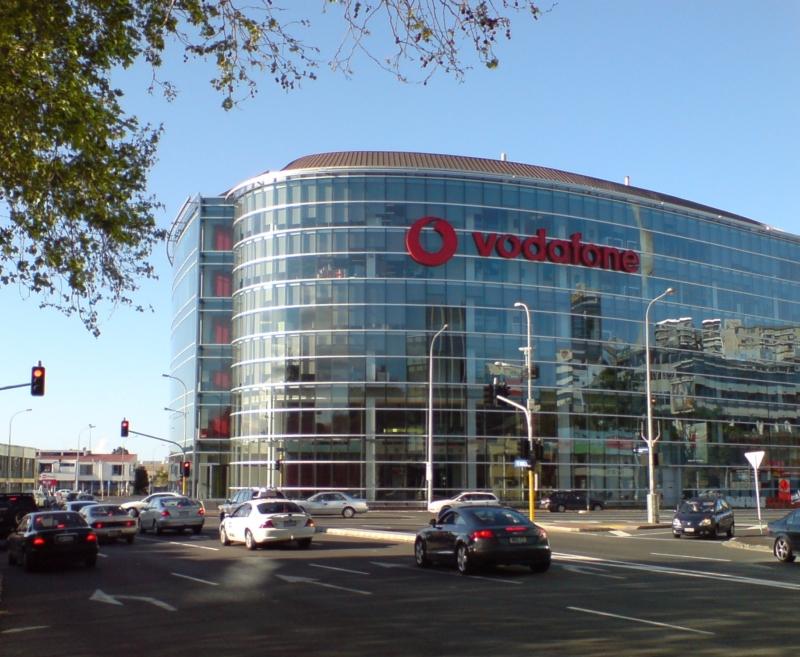 David Thodey Vodafone Group