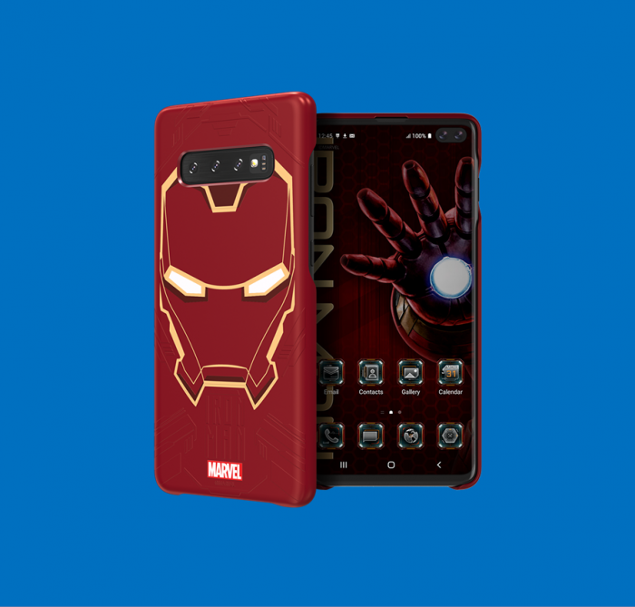 Photo of Samsung presenta accessori e temi personalizzati per il nuovo film Marvel Avengers Endgame