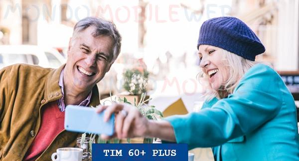 Photo of Tim 60+ Plus: 10 Giga, 100 SMS e minuti illimitati per gli over 60 di alcune associazioni