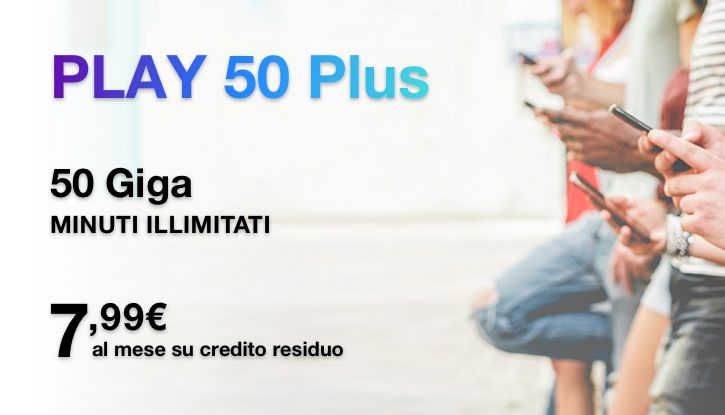 Tre Play 50 Plus