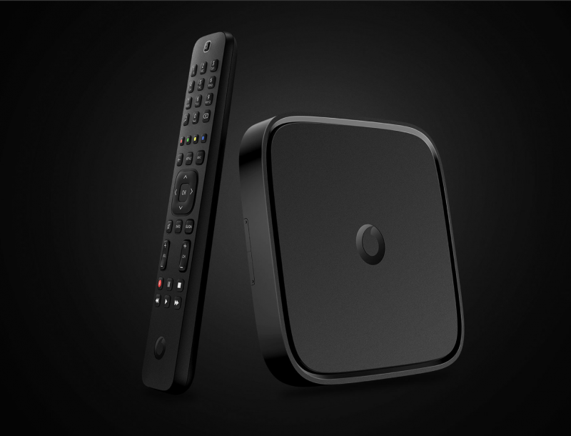 Vodafone TV NOW Amazon