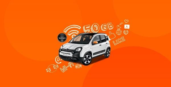 Photo of Wind e Fiat Panda: ci sarà anche All Inclusive WindPack Easy Pay con 40 Giga a 9,99 euro al mese