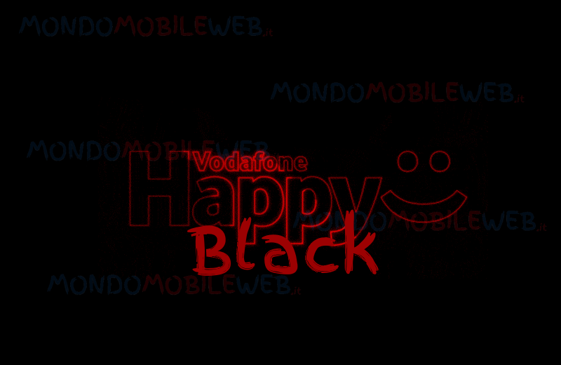 Vodafone Happy Black Quiz