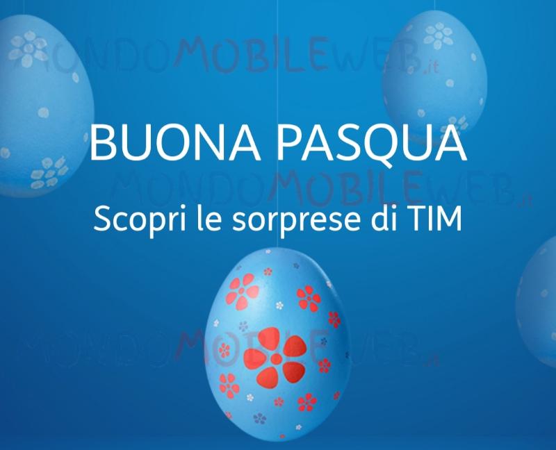 Photo of TIM Buona Pasqua: minuti illimitati per 30 giorni, offerte con primo mese gratis e promo smartphone