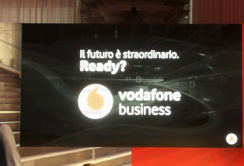 Photo of Nasce ufficialmente Vodafone Business. Conferenza di presentazione dei nuovi servizi per Aziende e PA