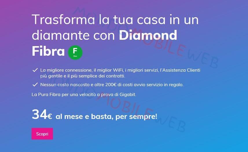 Melita Diamond Fibra