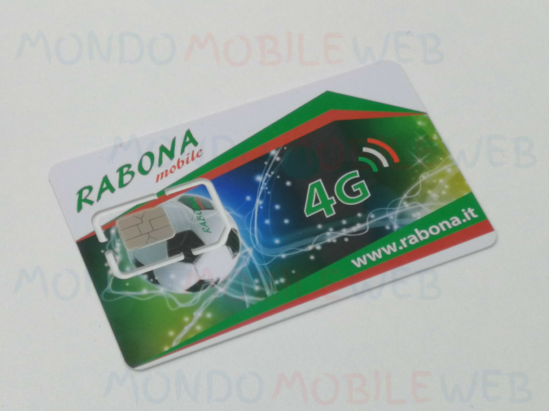 Photo of Rabona Mobile: nuova offerta Cross a 3,99 euro al mese. Per Si, Pronto!?! offerte Subito e Prima
