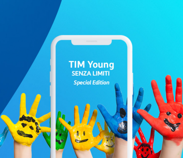 Photo of TIM Young Senza Limiti Special Edition Under 18 con 30GB a 9,99 euro al mese con Intesa San Paolo