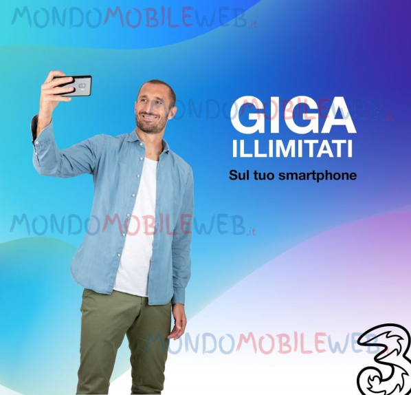 Giga Unlimited Chiellini