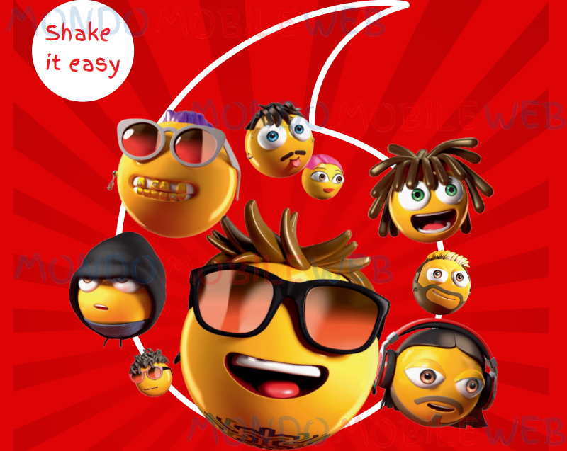 Photo of Vodafone: fino a 80 Giga con Shake it Easy e Remix Unlimited Junior. Pass Smart Meeting incluso