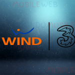 Wind 3 rete fissa