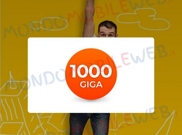 Photo of Wind: 1000 Giga di internet mobile gratis ad alcuni clienti col regalo WinDay