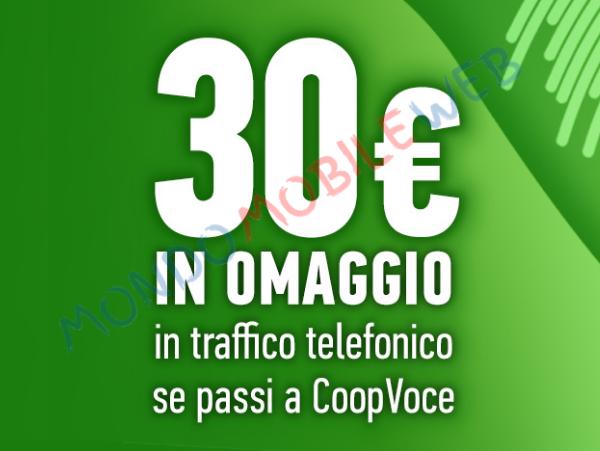 Photo of Porta un amico in CoopVoce: 10 euro per il già cliente e 30 euro per il nuovo con ChiamaTutti Pop