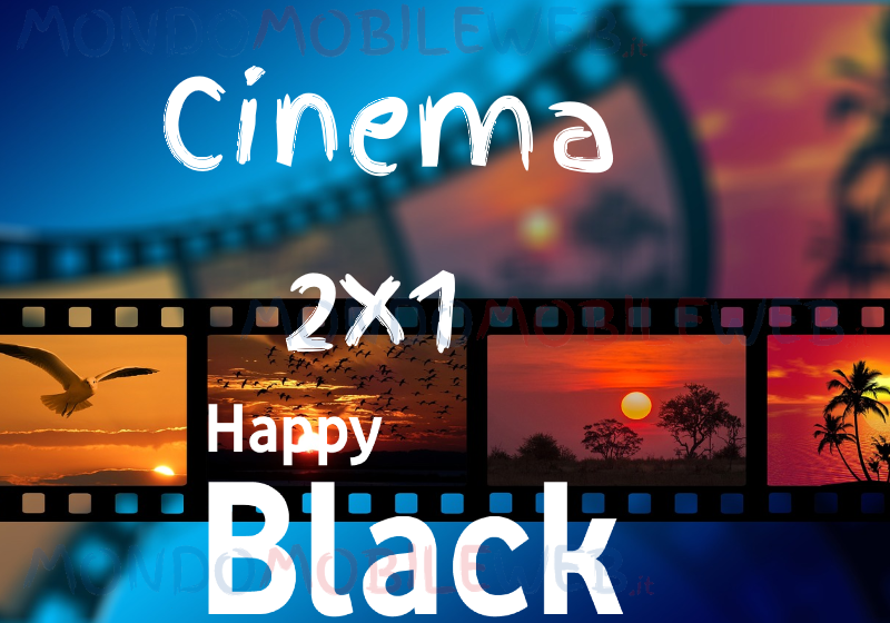 Photo of Vodafone Happy Black offre ogni mese un ingresso gratis al cinema nelle sale UCI Cinemas e UniCi