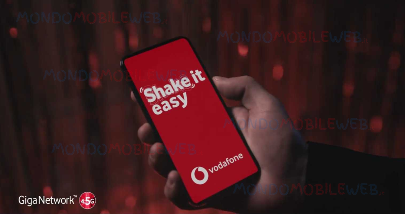 Photo of Vodafone: continua offerta Shake it easy con la promo Netflix inclusa