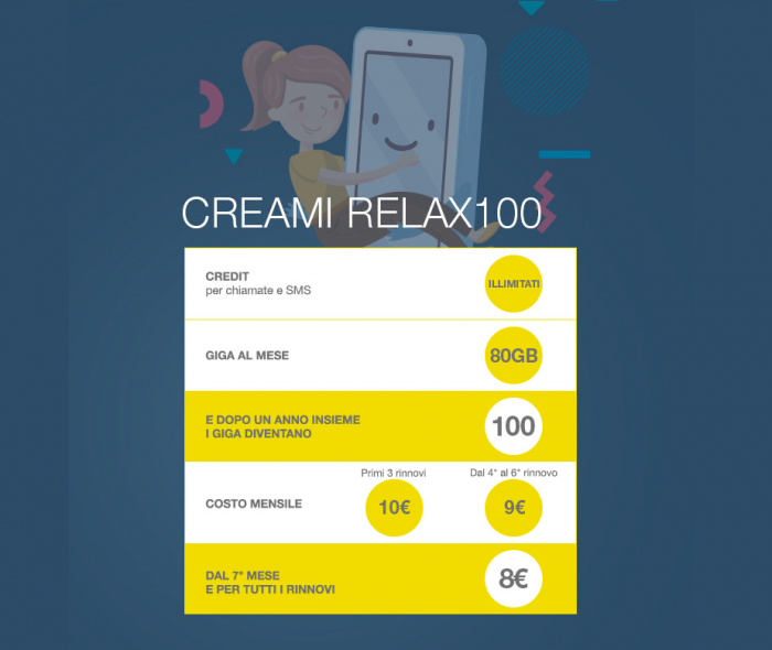 Creami Relax 100
