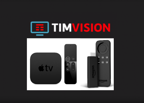 Photo of TIMVISION: l'applicazione è ora disponibile su Apple TV e Amazon Fire TV Stick