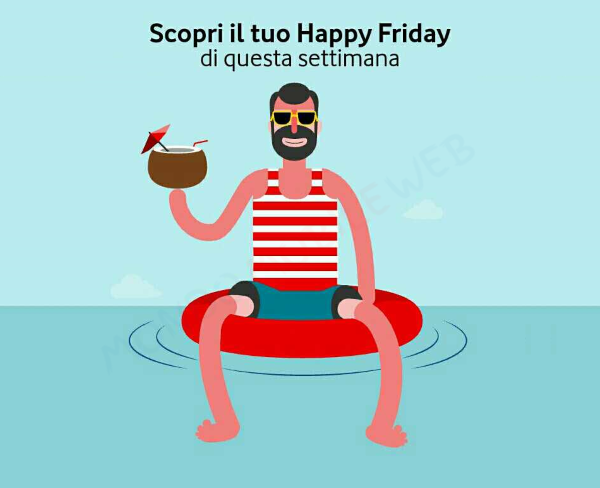 Photo of Vodafone Happy Friday del 14 Agosto 2020: ecco le riviste digitali in omaggio