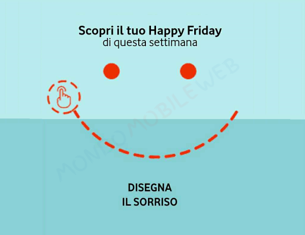 Photo of Vodafone Happy Friday del 23 Agosto 2019: coupon di Booking.com o Retalcars.com