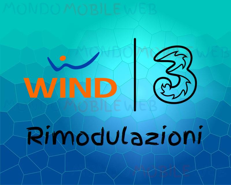 Photo of Wind Tre: da oggi scattano gli aumenti su alcune offerte di rete mobile