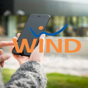 Wind Telefono Incluso
