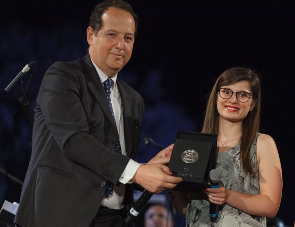 Photo of Premio TaoTIM: consegnato nella suggestiva cornice delTeatro Antico di Taormina