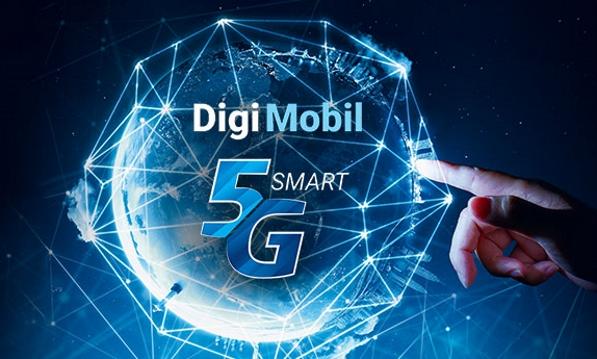 Digi 5G Ungheria
