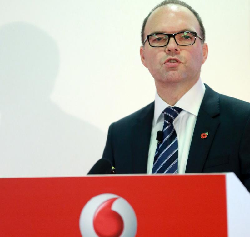 Photo of Nick Read: Vodafone continuerà a puntare sui secondi brand come ho. e su offerte più semplici
