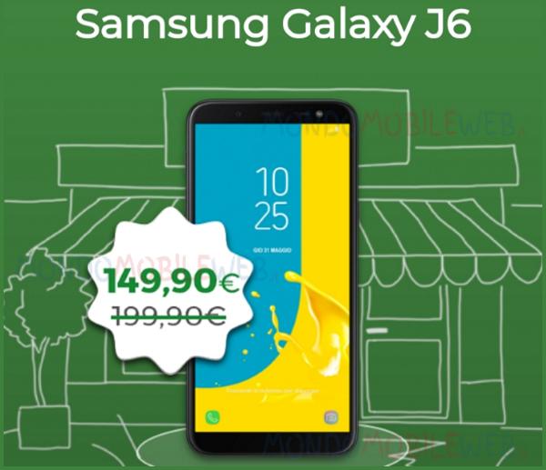 Photo of WinDay completa la settimana dei premi con il Martedì. Oggi sconto su Samsung Galaxy J6 in negozio