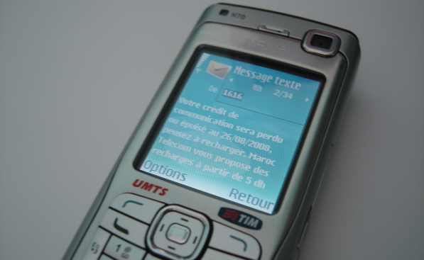 Sms Nokia