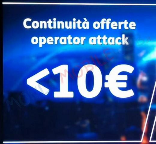 18b5673151 MondoMobileWeb adesso elencherà la lista delle offerte operator attack  ricaricabili sotto 10 euro al mese attivabili nei rivenditori Tim aderenti,  ...
