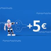 Tim 5 euro