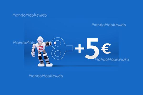 Photo of Tim: 5 euro di ricarica in omaggio con la promo ricarica dell'App MyTim