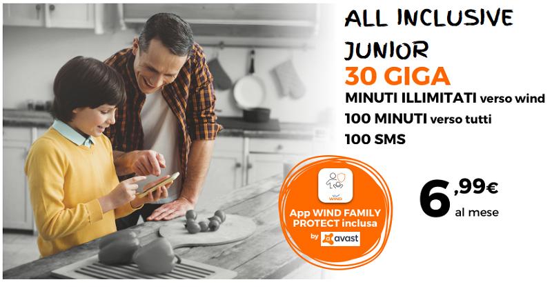 All Inclusive Junior