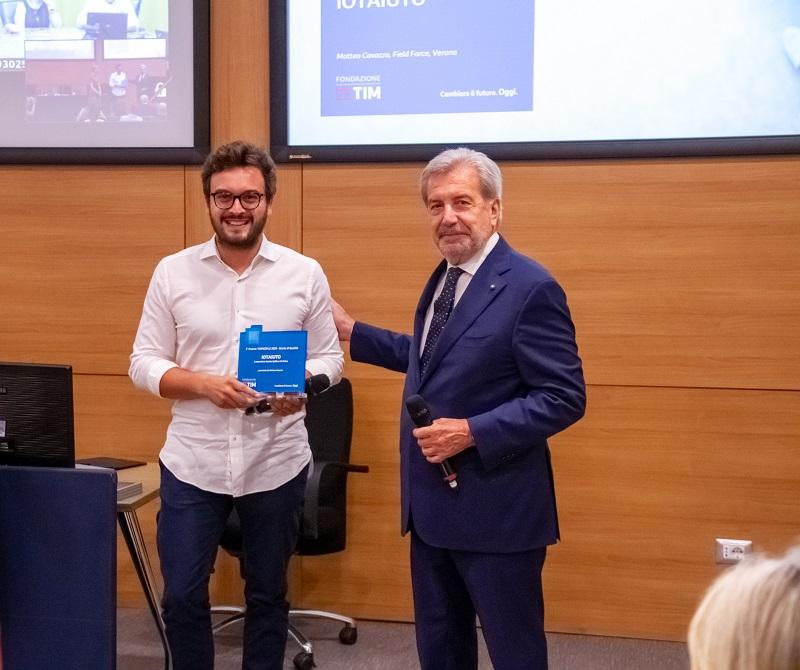 Photo of Fondazione TIM premia i migliori progetti per il sociale donando 200 mila euro