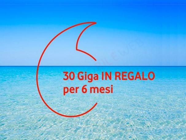 Photo of Vodafone propone ancora 30 Giga gratis per 6 mesi ad alcuni clienti